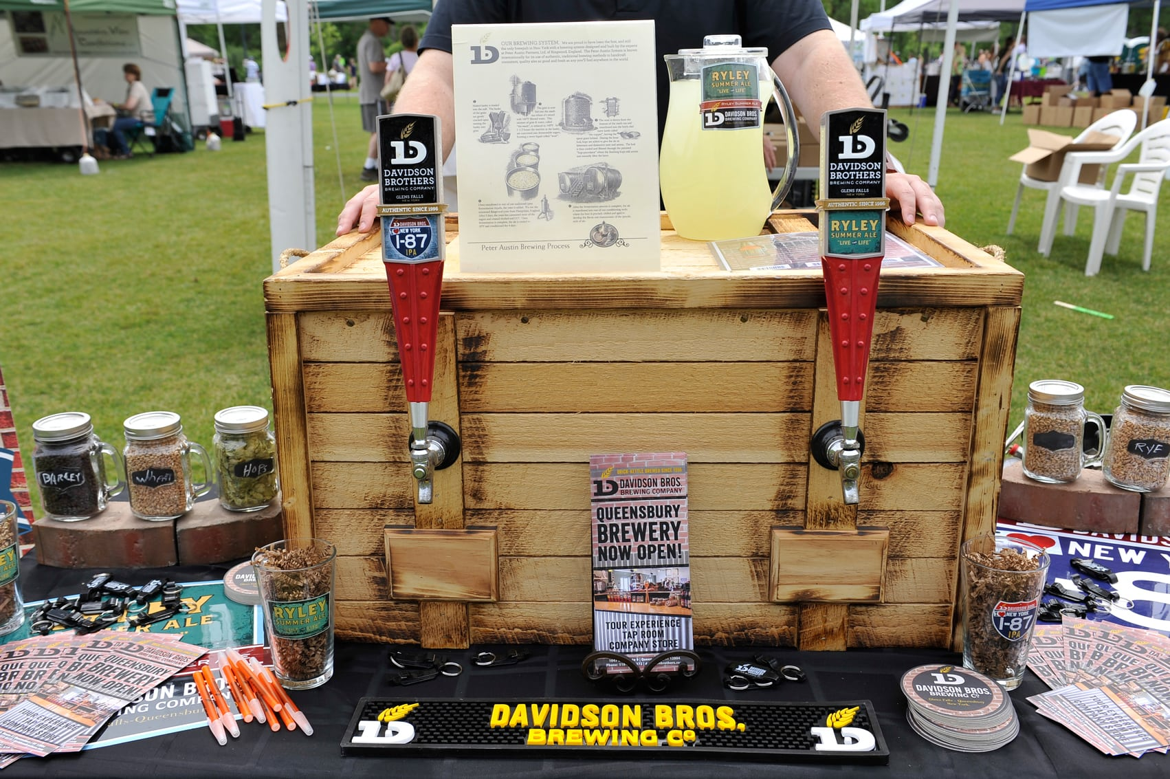 Davidsons-setup