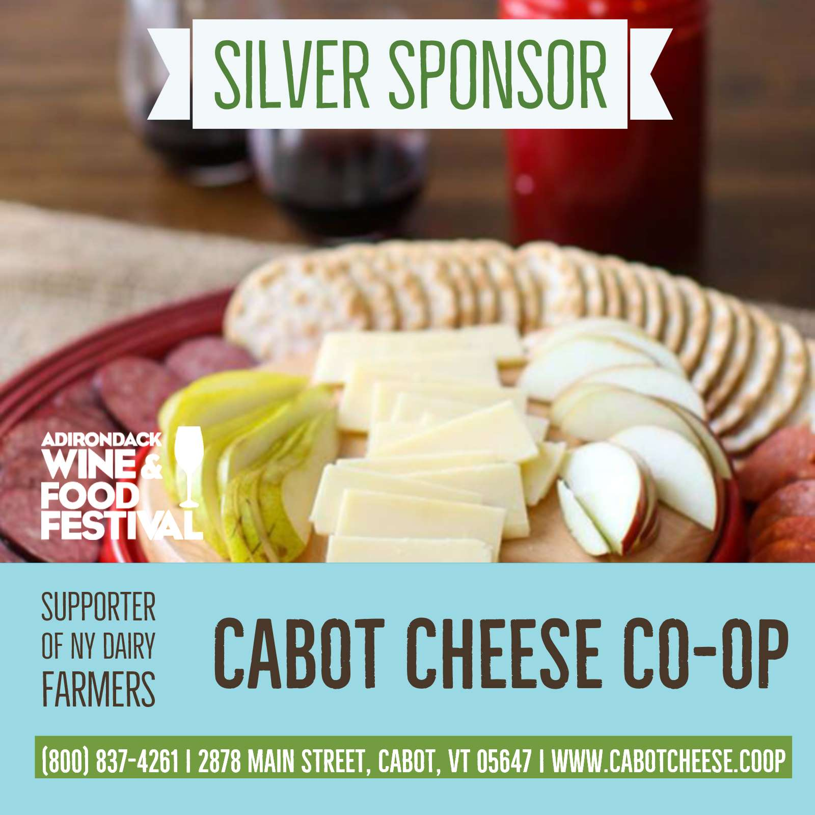 Cabot Cheese Coop