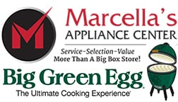 Marcella's Appliance Big Green Egg