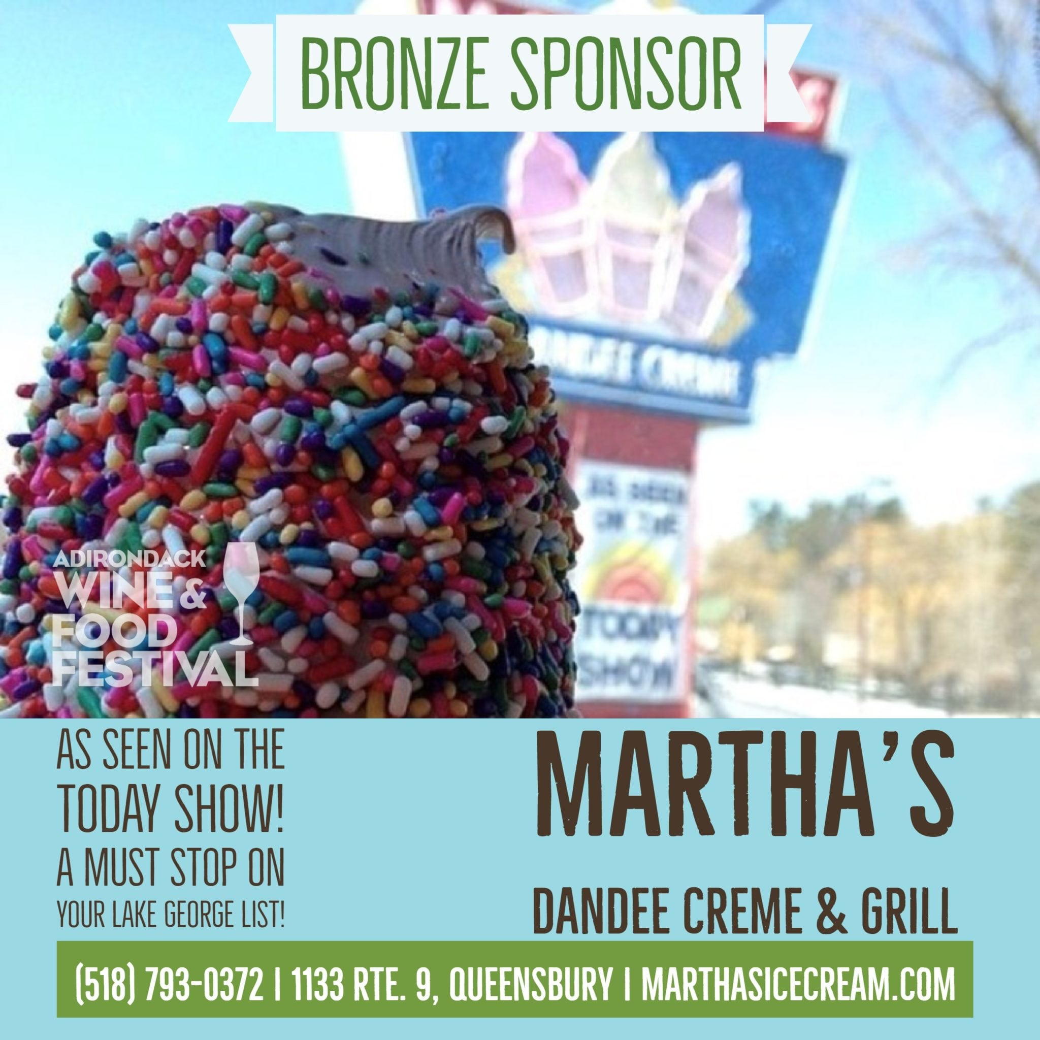 Marthas Dandee Creme & Grill