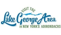 Visit Lake George Warren County Tourism Logo