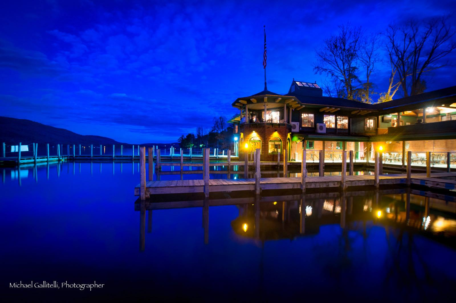 Dinner Magic at the Boathouse Restaurant
