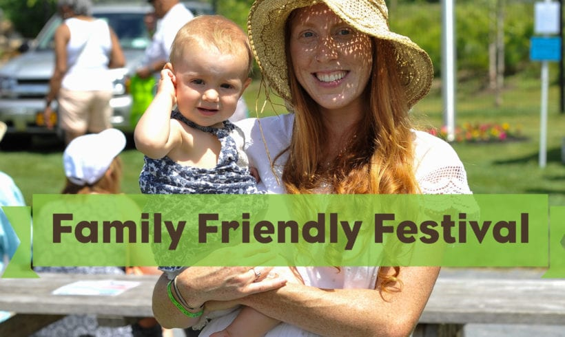 The ADK Wine & Food Fest is Family Friendly!