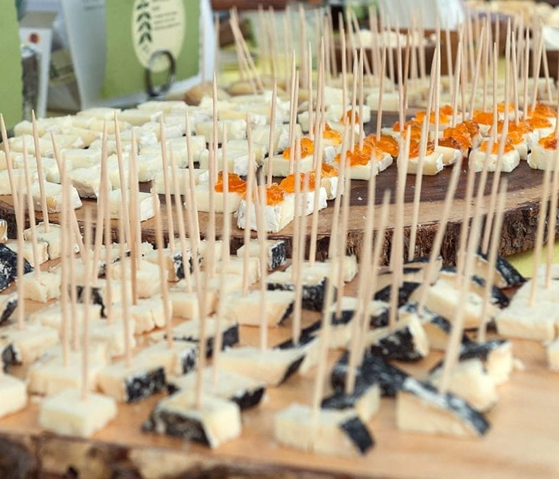 30+ local artisan food vendors will be selling their amazing products.