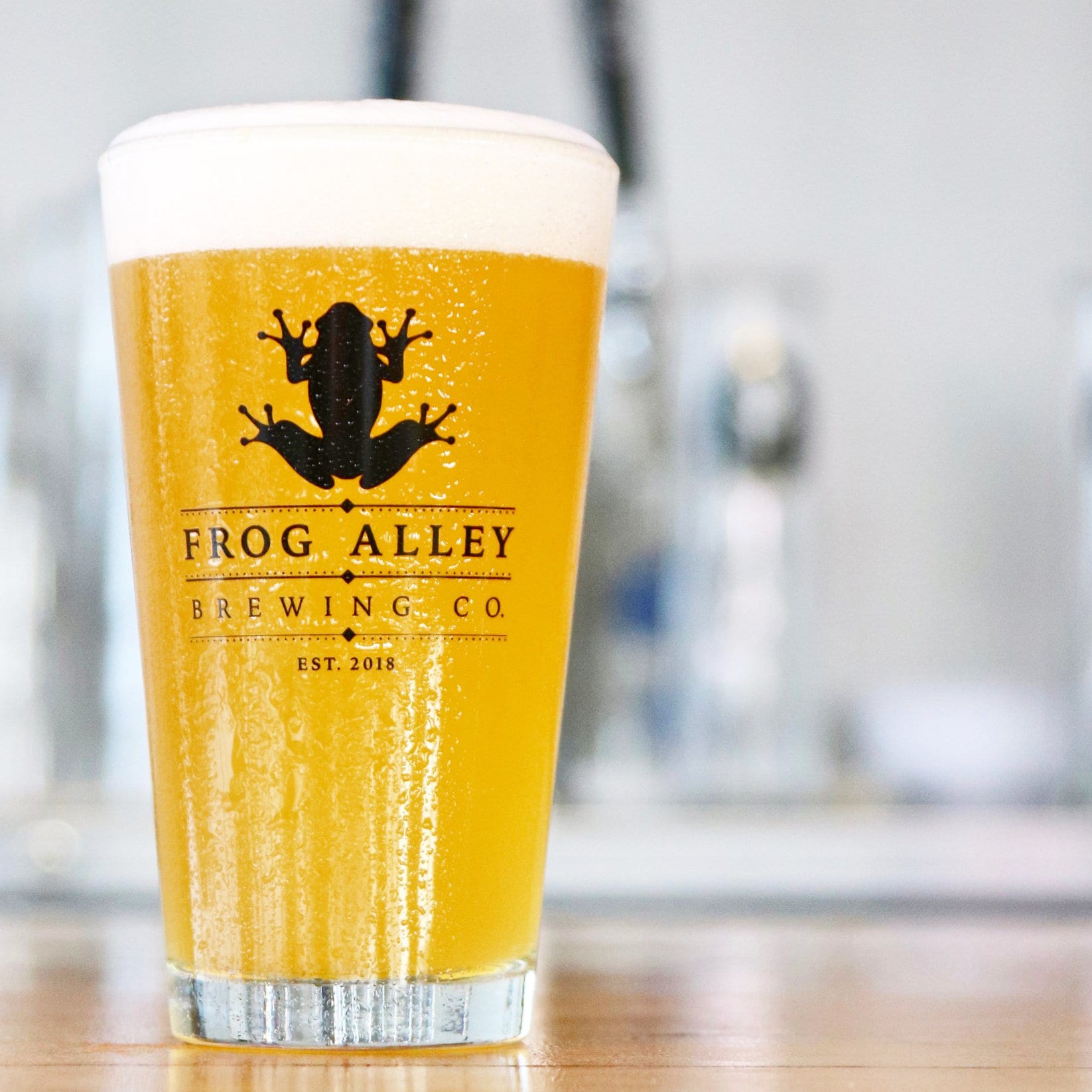 Frog Alley Brewing