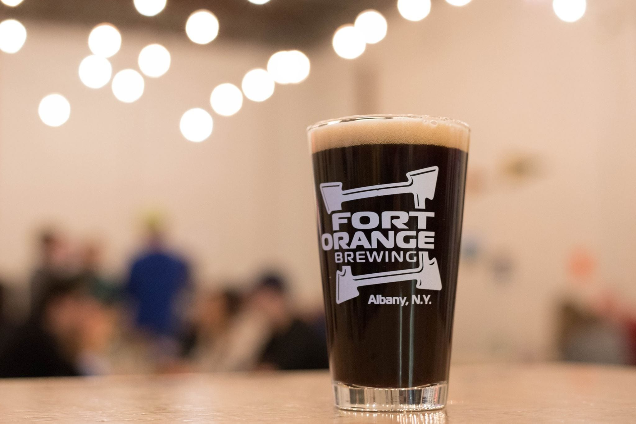 Fort Orange Brewing! New For 2019!
