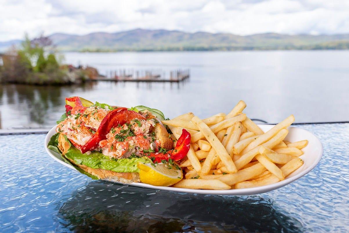 Lake George Boathouse Restaurant