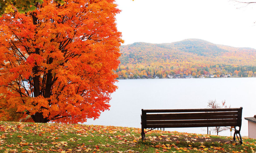 Fall in Love with Lake George