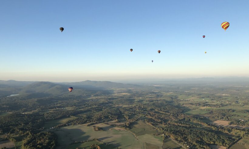 5 Things to Do During Balloon Festival Weekend